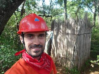 Jean Louis na rudarskoj lokaciji u Tanzaniji, 2017