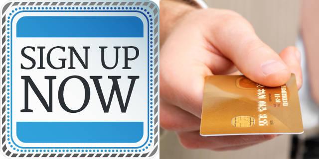 EU bankovni račun i MasterCard kartica - PRIJAVA