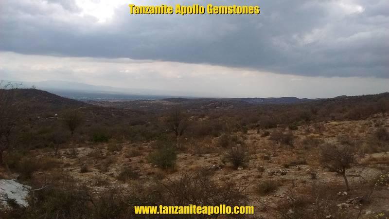 Mirerani Hills