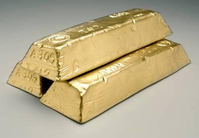 400 ounces gold bullion