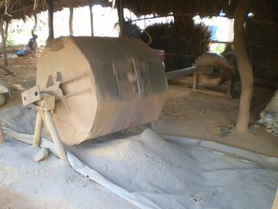 Tanzanian Crusher մեքենա