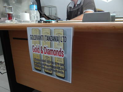 Your own gold mining company in Tanzania