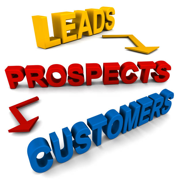 Leads, Prospects, Customers