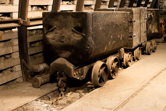 Mining carts