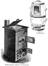 ASSAY FURNACE