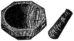 Agate Mortar
