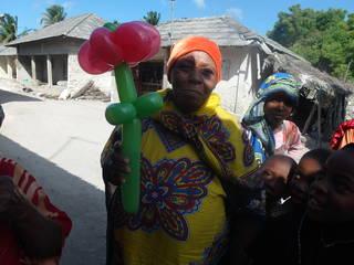 Village in Zanzibar